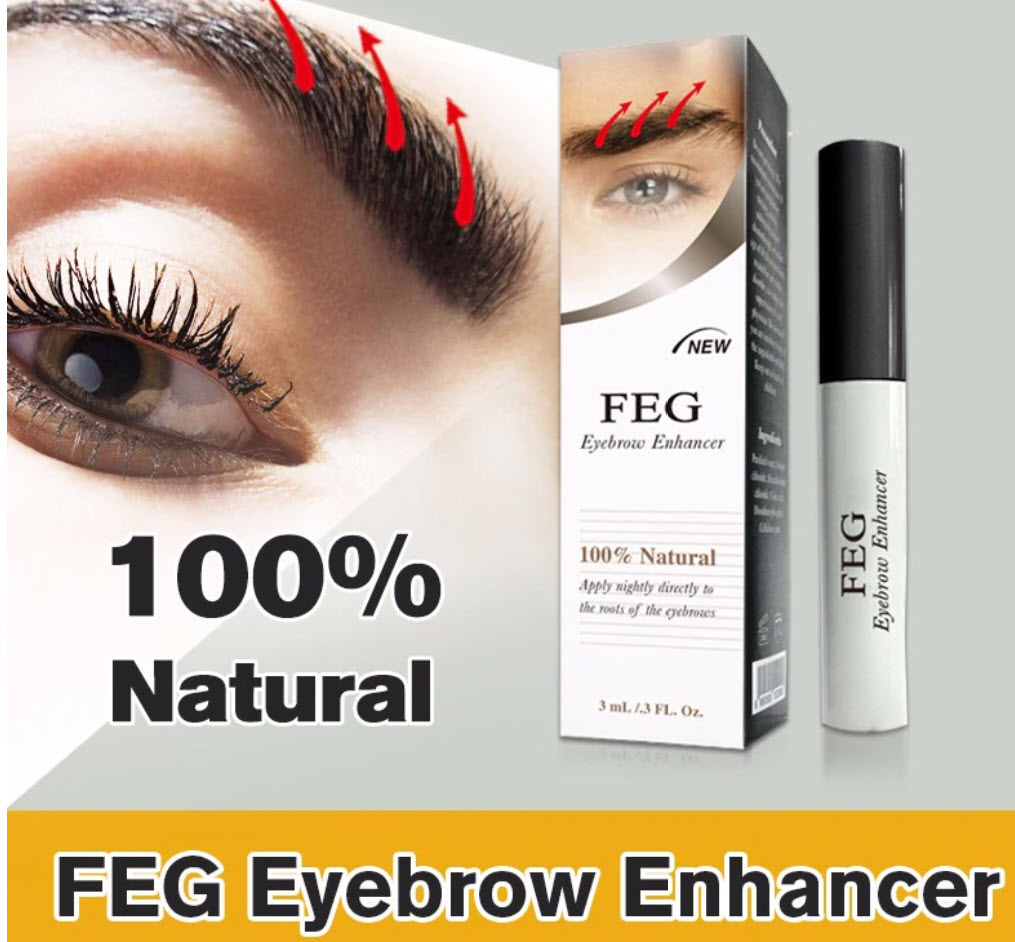 New Complete Eyebrow Enhancer Serum Formula 3ml Bottle
