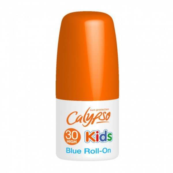 Calypso CYCAL30CBR Kids Roll On SPF30 Sun Tan Lotion