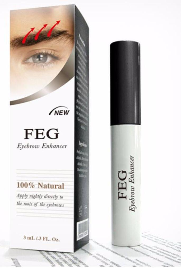 New Complete Eyebrow Enhancer Serum Formula 3ml Bottle