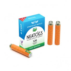 Three Cool Menthol Refill Cartomisers