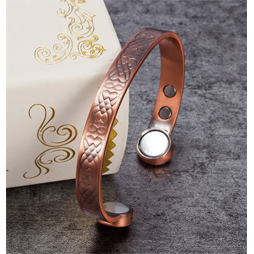 Magnetic Pure Copper Arthritis Therapy Bracelet