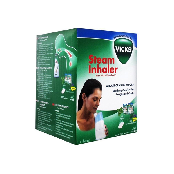 Vicks V1300EU02 Steam Inhaler