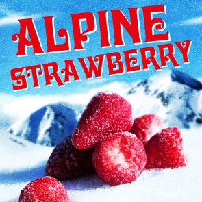 Nordic Vapour Alpine Strawberry Fresh  E-Liquid