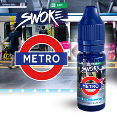 Metro Premium e-Juice by Swoke